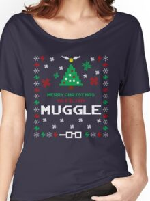 Merry Christmas Ya Filthy Muggle Women's Relaxed Fit T-Shirt