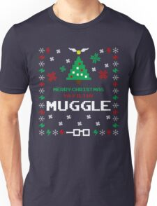 Merry Christmas Ya Filthy Muggle Unisex T-Shirt