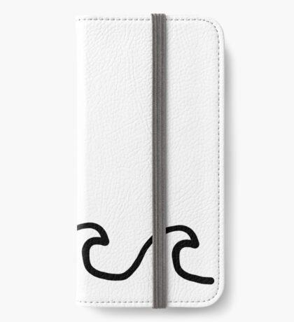 Waves iPhone Wallet/Case/Skin