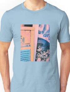 Wash Board and Ladies Home Journal  Unisex T-Shirt