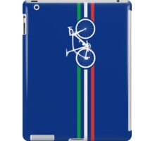 Bike Stripes Italian National Road Race v2 iPad Case/Skin