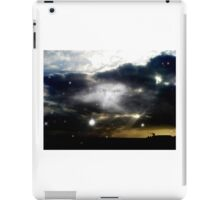 Through the Clouds iPad Case/Skin