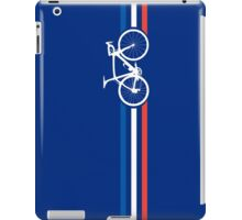 Bike Stripes French National Road Race v2 iPad Case/Skin