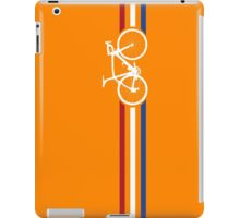 Bike Stripes Netherlands National Road Race v2 iPad Case/Skin