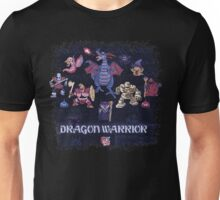 Warrior Dragon Unisex T-Shirt