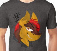 Victor   Headshot Unisex T-Shirt