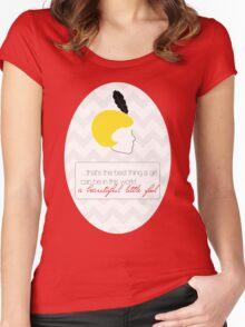 The Great Gatsby Daisy Buchanan Women's Fitted Scoop T-Shirt