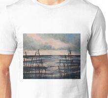 Sunrise Through the Reeds Unisex T-Shirt