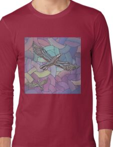 Soar by Chocolate River  Long Sleeve T-Shirt