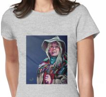 Old Kate Womens Fitted T-Shirt