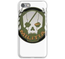 Militia iPhone Case/Skin