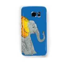Elephant and Butterfly Samsung Galaxy Case/Skin