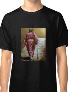 Navajo Woman...Long Walk Home... Classic T-Shirt