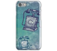 Hello by Chocolate River iPhone Case/Skin