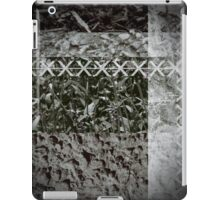 Barbed Intersection iPad Case/Skin