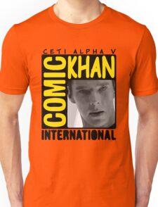 COMIC KHAN  Unisex T-Shirt