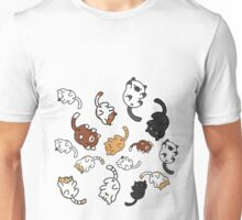 Kitty Rain Unisex T-Shirt
