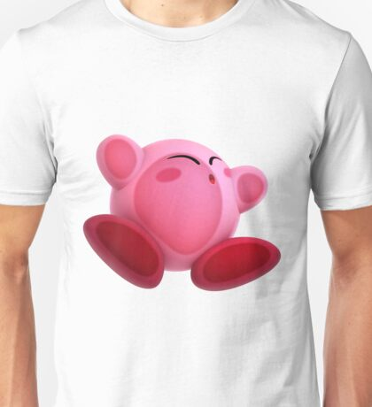Smashed Kirby Unisex T-Shirt