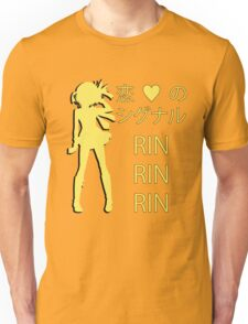 Rin Hoshizora, Koi no Signal RIN RIN RIN! Unisex T-Shirt