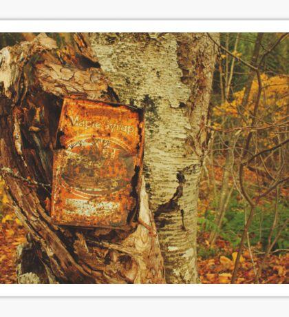 Sugar Woods Sticker