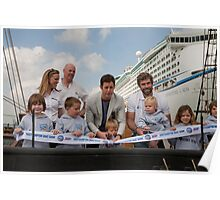 Southampton Boat Show With Matt Baker Poster