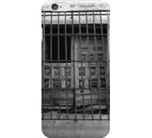 Ventana indiscreta iPhone Case/Skin