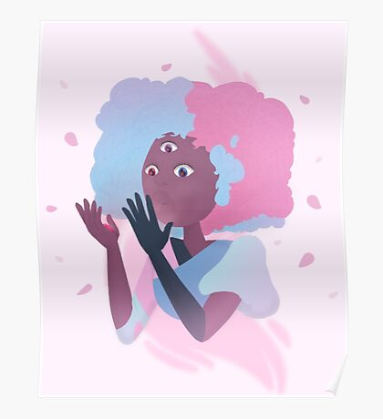 Made of Love: Garnet's First Fusion Poster