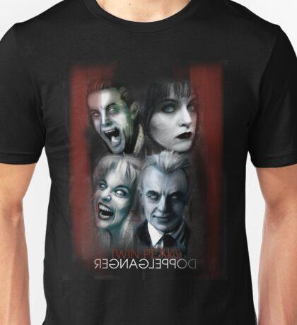 Twin Peaks: Doppelgangers Unisex T-Shirt