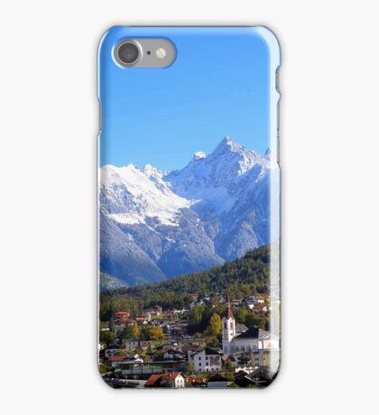 Alpine Landscape, Tyrol, Austria iPhone Case/Skin