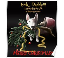 Merry Christmas, Daddy Poster