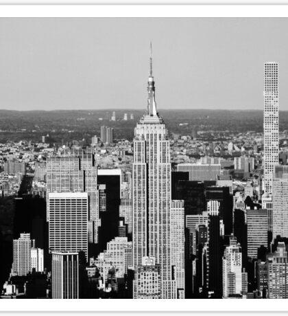 Empire State Building & New York Sticker