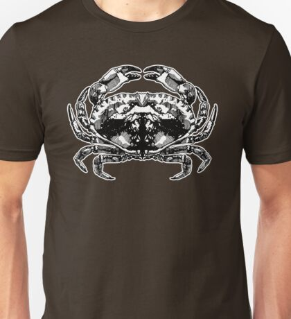 Rorshach Crab  Unisex T-Shirt