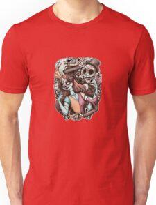 Dia De Los Pesadillas Unisex T-Shirt