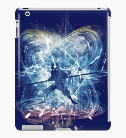 elemental storm iPad Case/Skin