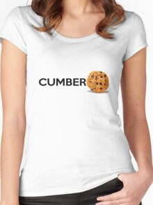 Cumbercookie Women's Fitted Scoop T-Shirt