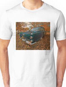 Abandoned 1955 Dodge Lancer Unisex T-Shirt