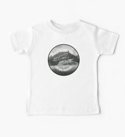 Christian Quote Baby Tee