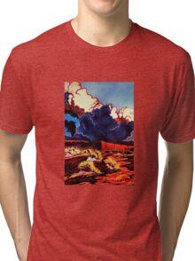 Desert Tempest Tri-blend T-Shirt