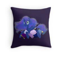 Luna: Pony Princess of Pillows Throw Pillow