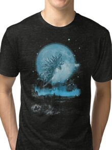 night walkers Tri-blend T-Shirt