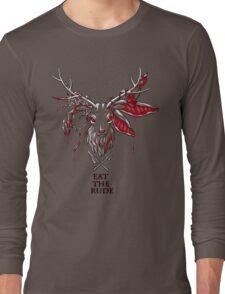 Hannibal T-shirt(Black) Long Sleeve T-Shirt