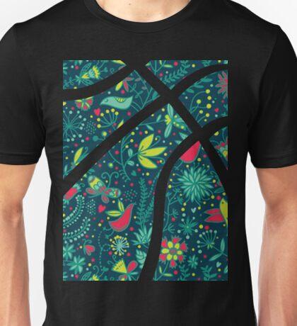 The Basketball  Unisex T-Shirt