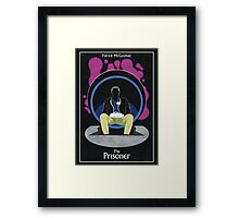 The New Number Two Framed Print