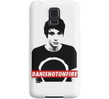 Danisnotonfire Poster Style Samsung Galaxy Case/Skin