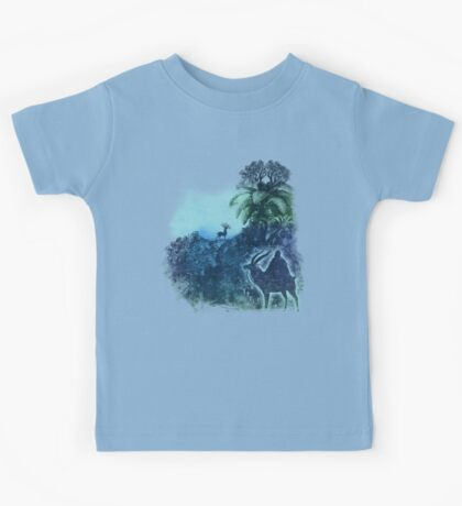 spirits of the forest Kids Clothes