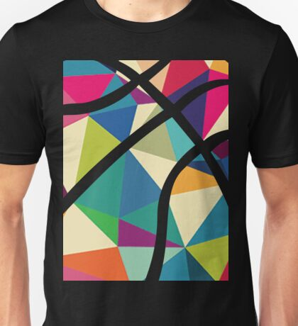 The Basketbal Color Unisex T-Shirt