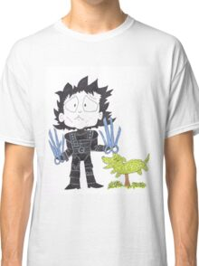 Scissor hands Classic T-Shirt