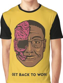 "Gustavo ""Gus"" Fring Graphic T-Shirt"