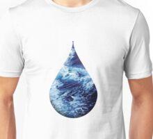 Rain Drop Unisex T-Shirt
