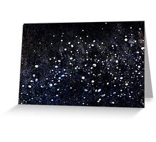 Under the Milky Way Greeting Card